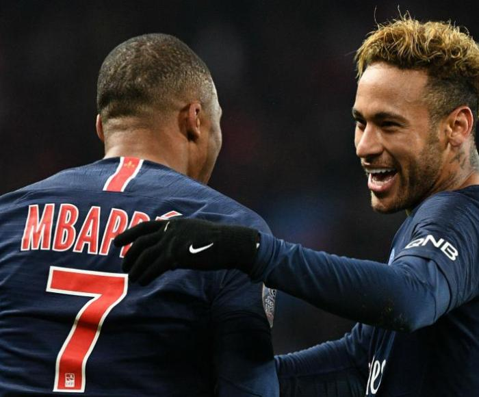 Mbappe and Neymar may be fit to return to face Liverpool. GOAL