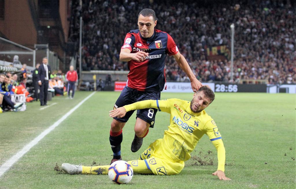 Romulo Caldeira tiene sed de revancha ante la Juve, pero no guarda rencor. Genoa
