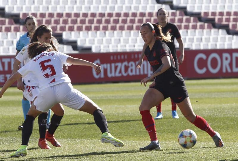 Adiós a la Liga? Nuevo pinchazo del Atlético en su visita a Sevilla -  BeSoccer