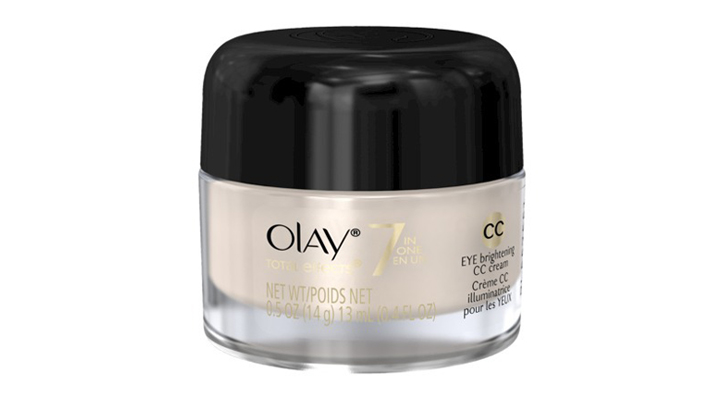 Olay Total Effects 7-in-1 Eye Brightening CC Cream