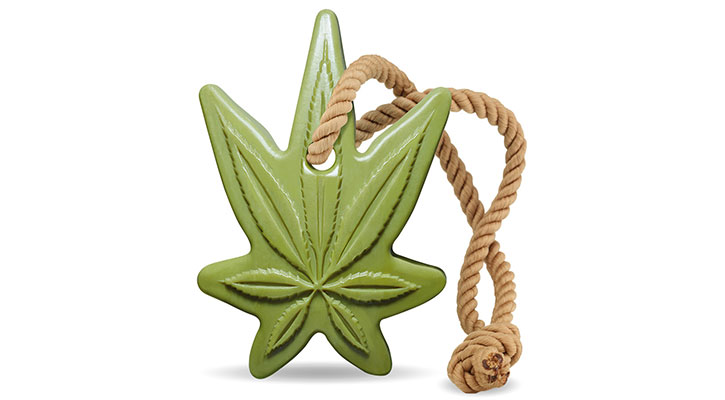 Hemp Soap on a Rope at The Body Shop