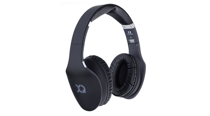 XQISIT LZ380 Wireless Foldable Over-ear Stereo Headphones
