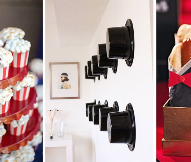 Host A Hollywood Worthy Party On A Z Lister Budget Food Decor Games And More For Your Oscars Bash
