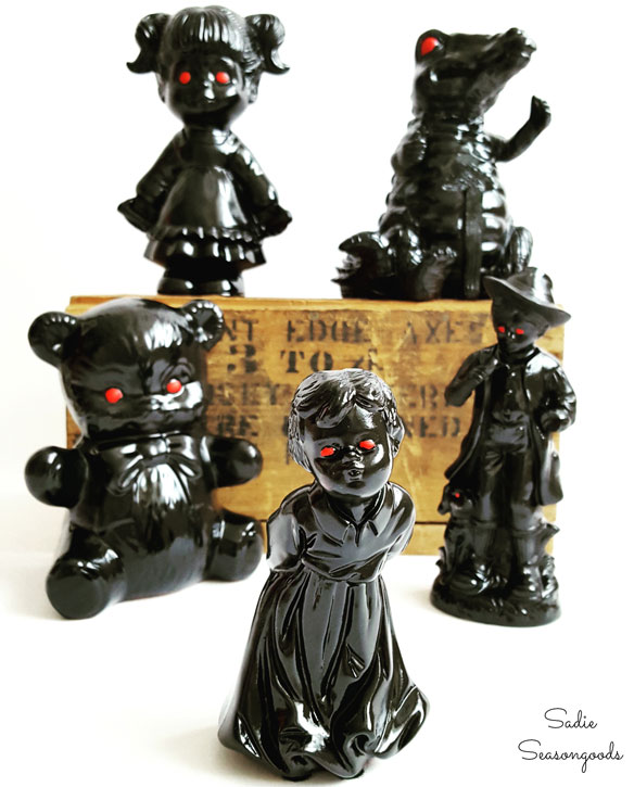 Haunted Figurines