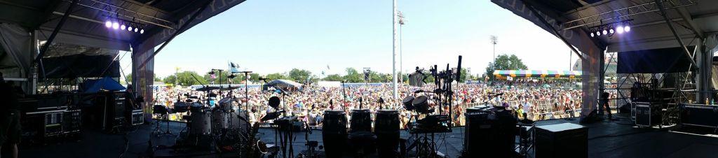 Steve Winwood, Jazz Fest, New Orleans