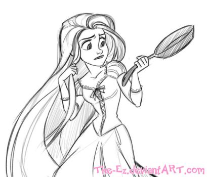 Tangled favourites by Tito-Mosquito on DeviantArt