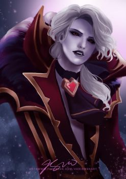 Alucard Mobile Legends Child Of The Fall Wallpaper Mobilelegends Explore Mobilelegends On Deviantart