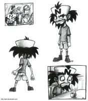 HipHoP Cortex by cybercortex on DeviantArt