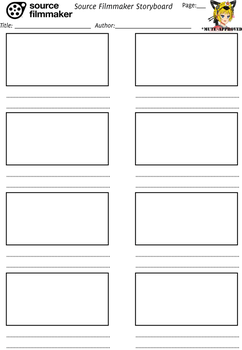 Manga Templates And StoryBoard favourites by MikaBlackwood