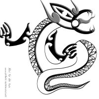 Custom Decal Taniwha by DragonAotearoa on DeviantArt