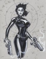 Domino sketch cover by gb2k on DeviantArt