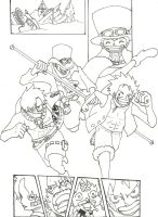 Ace, Luffy and Sabo by ironPaD on DeviantArt