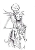 Jack and Sally by TVC-Designs on DeviantArt