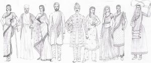 ANCIENT GREECE- Fashion History Study by