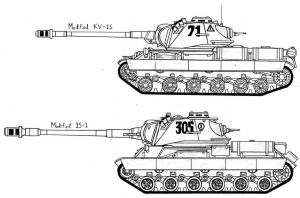 WWII Russian Tanks by SOS101 on DeviantArt