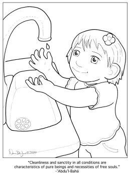 Baha'i Coloring Book by FamiliarOddlings on DeviantArt