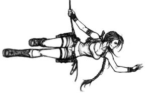 Tomb Raider The Angel of Darkness by J3ckyll by J3ckyll on