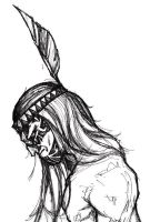 native american indian chief by NeoGzus on DeviantArt