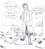 Ib and Garry and Their Daughter Mary by Z-Raid on DeviantArt