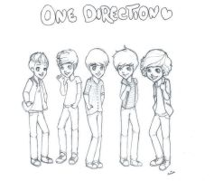 One Direction Movie Night by LikeATowtruck on DeviantArt