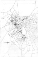 Spiderman and FF Convention drawing by NealAdams on DeviantArt