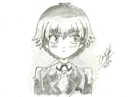 Hideyoshi- Baka To Test by OtakuVision on DeviantArt