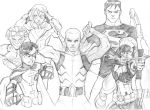 Young Justice 11222011 by guinnessyde on DeviantArt