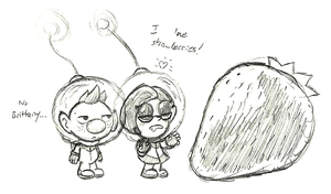 More Pikmin 3 by AgentDajo on DeviantArt