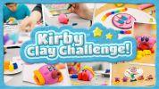 北米版WiiU『タッチ!カービィ スーパーレインボー』発売記念「Kirby Clay Challenge」、力作揃いの選考結果発表