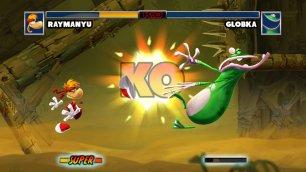RetroRayman - Street Fighter