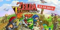 3DS『ゼルダの伝説 トライフォース3銃士』、欧州発売は10月23日に決定