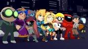 最大9人同時プレイ可能なWiiU『Runbow』、ユニティちゃんやガンヴォルトなどさらなる追加参戦キャラクター