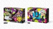 『amiibo アオリ/ホタル』も付属する新しい本体同梱版「Wii U スプラトゥーンセット」が発売
