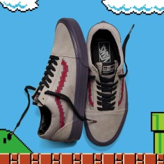 VANS×NINTENDO COLLECTION - OLD SKOOL