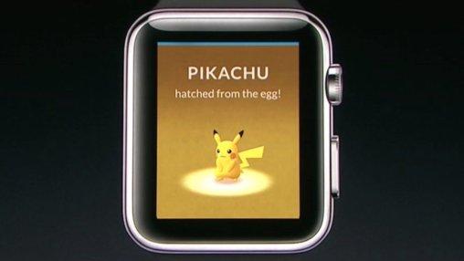 ポケモンGO for Apple Watch