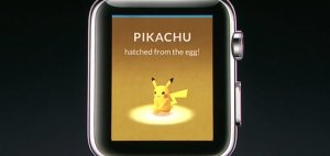 ポケモンGO for Apple Watch