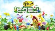 タッチペンで遊ぶ新しいピクミン、3DS『Hey! ピクミン』が新しい『amiibo』とともに7月発売