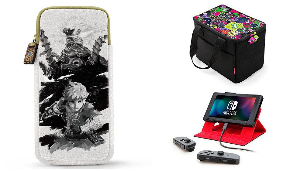 Nintendo Switch 任天堂純正周辺機器