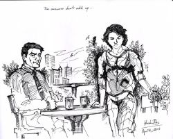 Harry Potter Characters Sketch by Feluda on DeviantArt