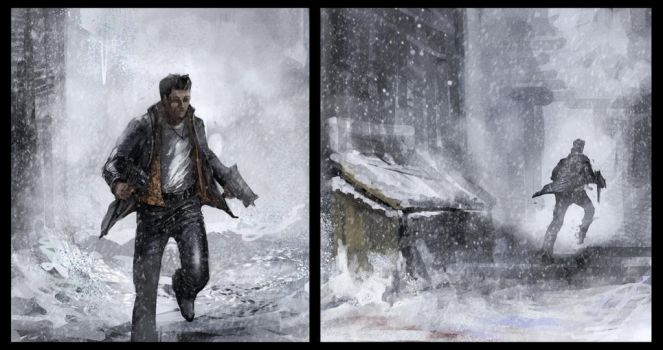 Max Payne 2 The Fall Of Max Payne Wallpaper Maxpayne Explore Maxpayne On Deviantart