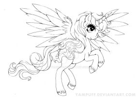 Chibi Dragon Sketch by YamPuff on DeviantArt
