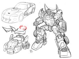 Micromasters Autobot All Stars by hansime on DeviantArt