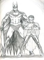DCNU Batman Family Redux by guinnessyde on DeviantArt