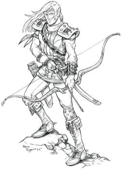 Fantasy Characters: Male by staino on DeviantArt