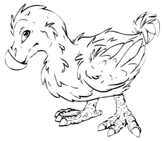 Extinction of the Dodo by EWilloughby on DeviantArt