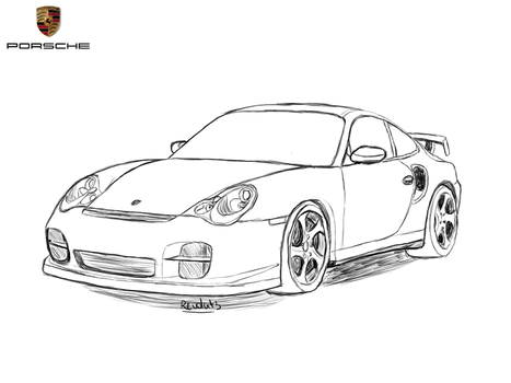 Car Drawings by Revolut3 on DeviantArt