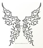 Spinal Runes Tattoo by Obsolution on DeviantArt