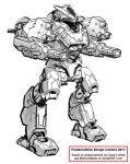 FrankenMech 2011 contest example by Mecha-Zone on DeviantArt