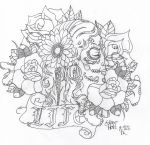 Tatto Design 1 by xdonna-chanx on DeviantArt