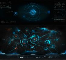 Star Citizen Roberts Space Industries Ship UI By Z